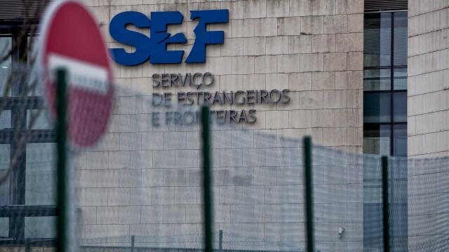 Cerca de 90% dos administrativos e alguns inspetores do SEF em greve