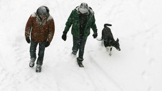 Neve coloca amanhã dez distritos sob aviso amarelo