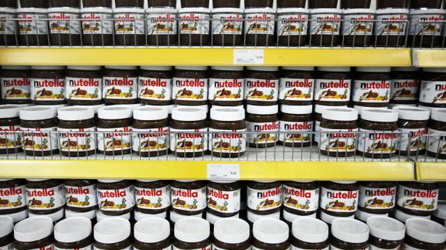 Intermarché alvo de inquérito em França devido a promoção de Nutella