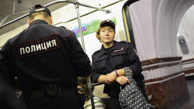 Polícia russa detém suspeitos de recrutarem para o ISIS