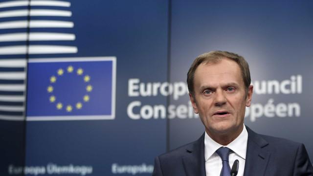 Conselho Europeu deseja felicidades a Marcelo Rebelo de Sousa
