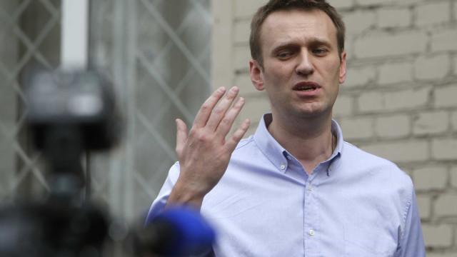 """Navalny considera decisão do Tribunal Europeu uma """"verdadeira justiça"""""""
