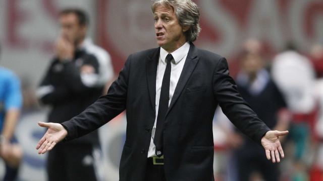 """""""Jorge Jesus nunca foi contactado para ser treinador do Benfica"""""""