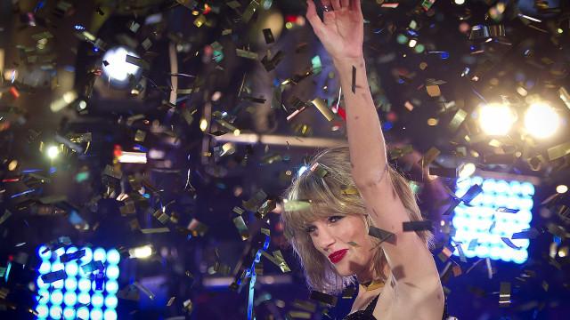 Taylor Swift é a 'estrela de Natal' da Netflix: Confirma-se documentário