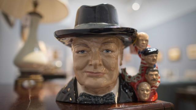 Filme 'Hora Mais Negra' realça Churchill como político incapaz de mentir