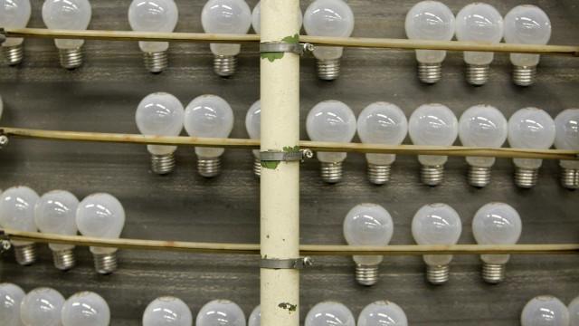Consumo de eletricidade aumenta 1,1% em outubro