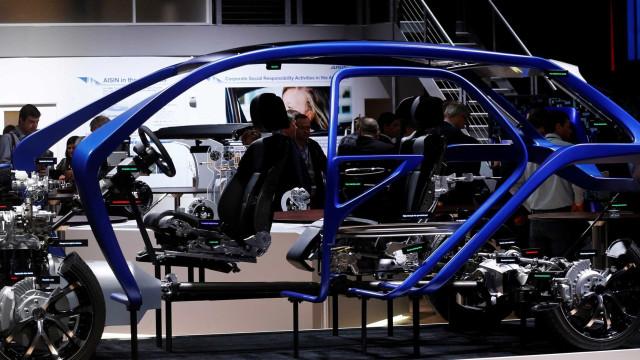 Mercado automóvel caiu 9,4% em novembro para 19.783 veículos
