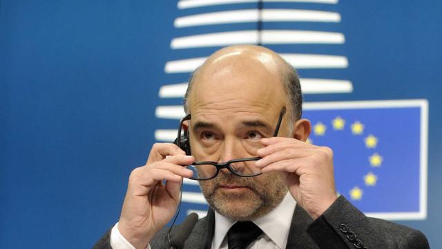 Moscovici quer um presidente que marque golos, seja ele Ronaldo ou Messi