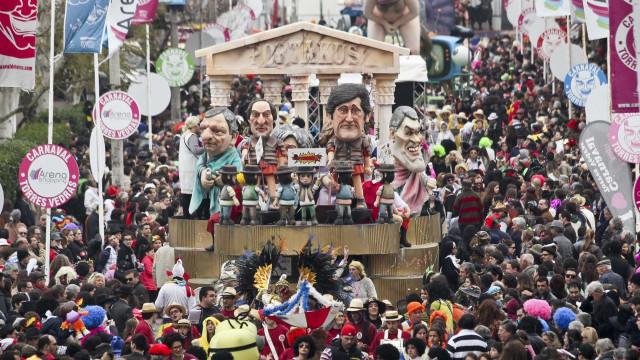 Mais de 150 mil foliões esperados nos desfiles de Carnaval em Loures