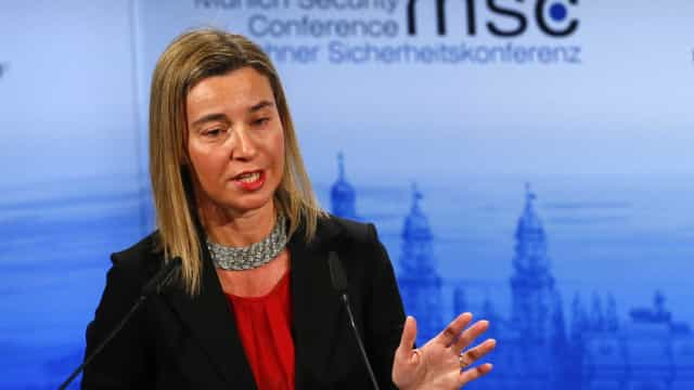Mogherini debate eleições venezuelanas com Governo e oposição