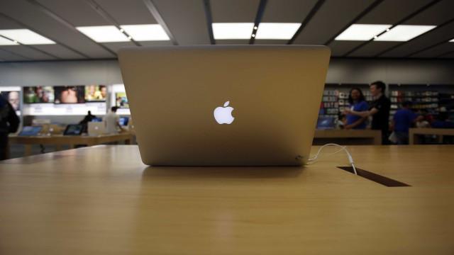 Apple admite reparar de graça teclados defeituosos dos MacBook
