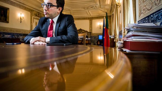 Livro de ex-secretário de Estado português censurado na China