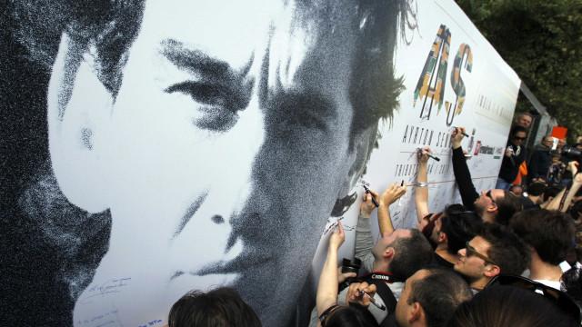 McLaren prepara-se  para lançar um superdesportivo com o nome de Senna