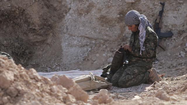 Grupo Estado Islâmico perdeu 60% do território e 80% das receitas