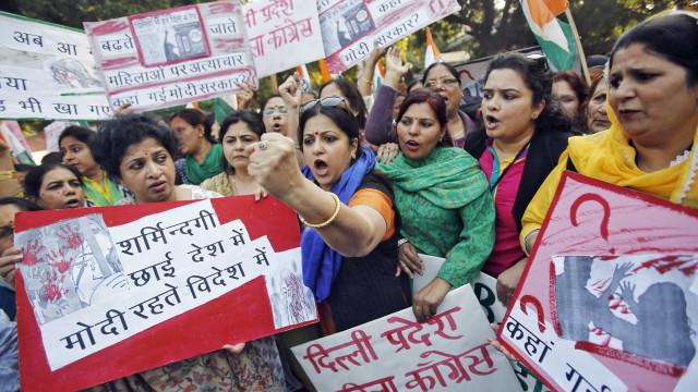 Índia aprova aplicação de pena de morte para violadores de crianças