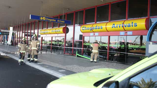 Turistas ingleses provocam rixa no Aeroporto de Faro