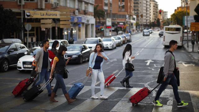 Turismo cresceu em Portugal 19% desde o início do ano