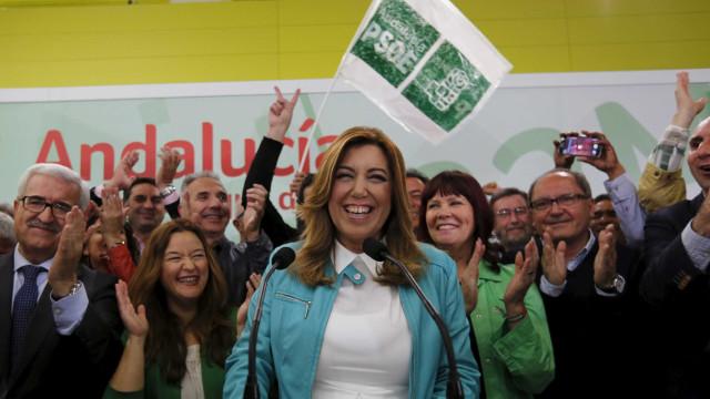 Presidente da Andaluzia dissolve parlamento e marca eleições em dezembro