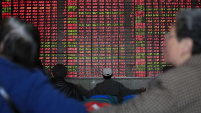 Bolsa de Xangai encerra com alta de 0,78%