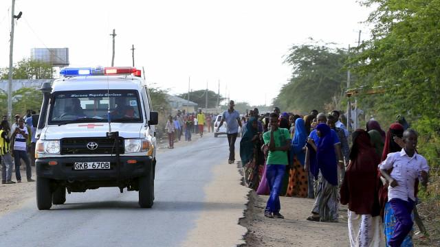 Italiana raptada por homens armados no Quénia