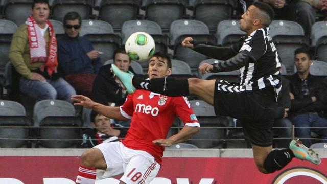 Marçal: Do 'quase' negócio com o Sporting à ida para a Luz... e Vitória