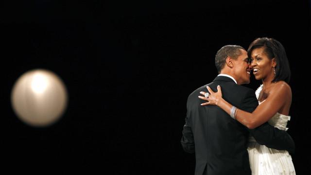 Foi assim que Michelle homenageou Obama no Dia dos Namorados
