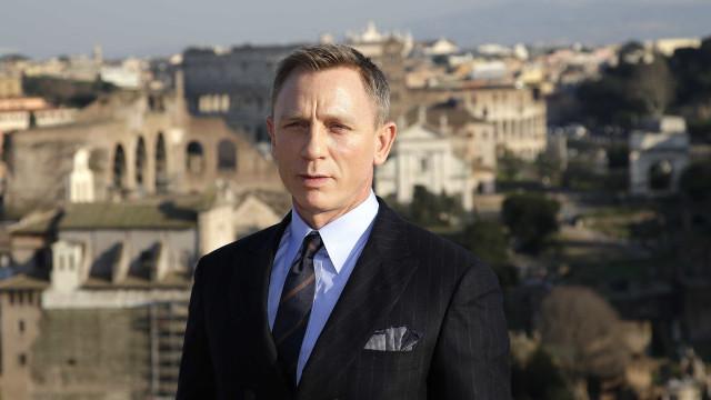 'Não é altura de morrer', que o novo 007 já tem título oficial