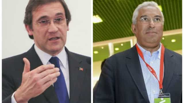 Campanha quase a acabar: Lisboa, Coimbra e Santarém na agenda de partidos