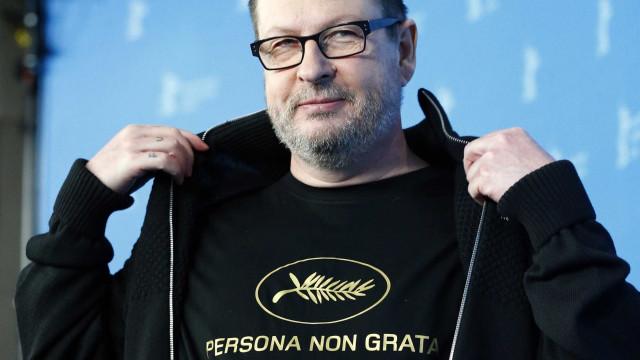 Lars von Trier poderá deixar de ser 'persona non grata' em Cannes