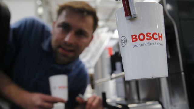 Bosch tem 126 vagas de emprego em vários pontos do país