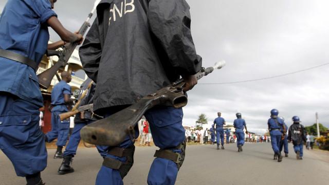 Autoridades do Burundi pedem à ONU para sair do país