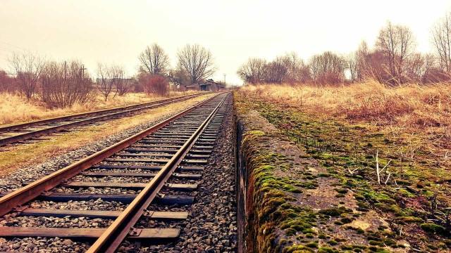 Mulher colhida mortalmente por comboio em Espinho
