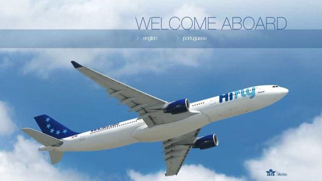 Grupo Hi Fly vai investir 30 milhões num hangar para manutenção de aviões