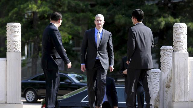 Prisão de diretora da Huawei pode tornar Apple um 'alvo' na China