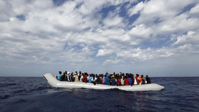 UE prolonga por mais um ano operação de combate ao tráfico de pessoas
