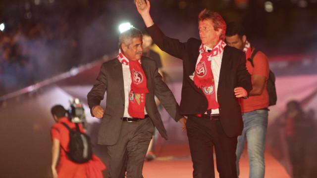 """Jesus elogia Luís Filipe Vieira: """"É um grande líder"""""""