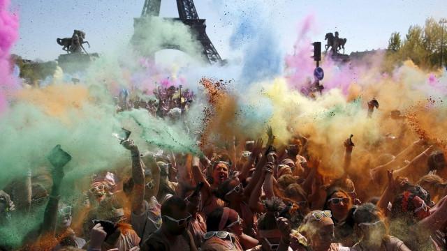 Color Run chega ao Jamor (e além de cor, vai levar glitter)