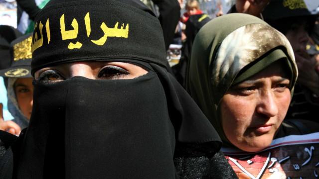 Mais de 40 noivas jihadistas condenadas à morte no Iraque