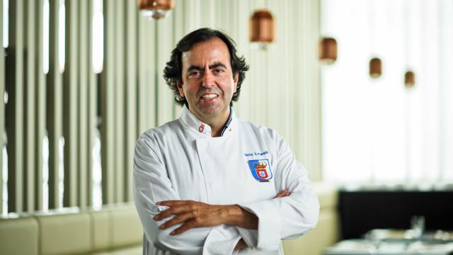 """Antigo 'Chef' da seleção de futebol elogia """"forma de cozinhar açoriana"""""""