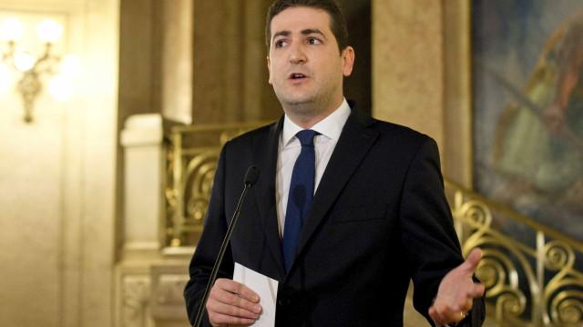 """PSD diz que Costa parece """"ter chegado hoje ao Governo"""""""