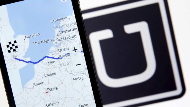 Uber sob várias investigações após se conhecer pirataria