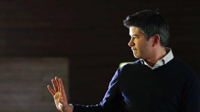 Fundador da Uber renuncia ao cargo de CEO