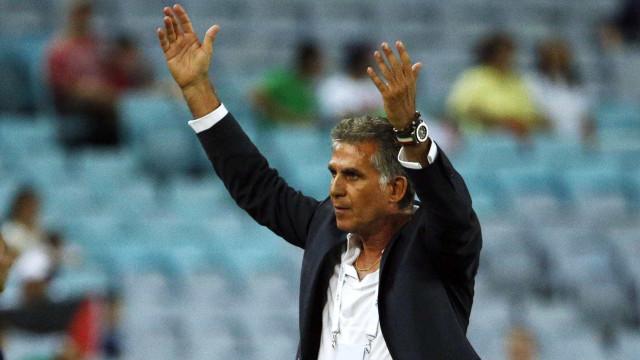 Mundial: Ensaio do sorteio ditou reencontro entre Portugal e Queiroz