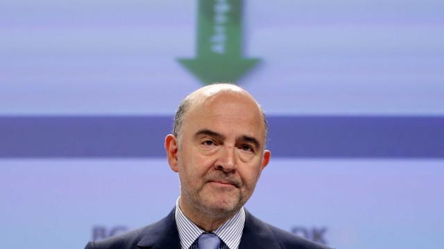 Moscovici: Portugal está na boa direção mas há desequilíbrios a corrigir