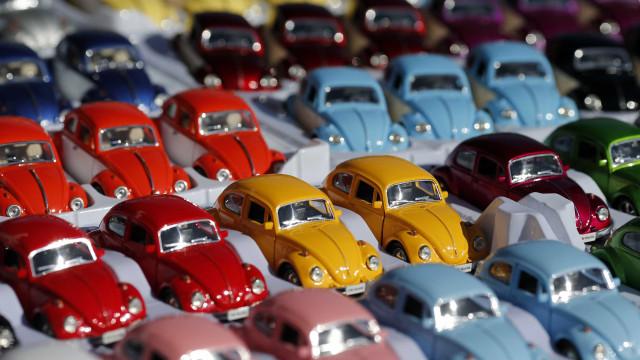Antes de dizer adeus ao 'Carocha', Volkswagen ainda vai lançar 2 modelos