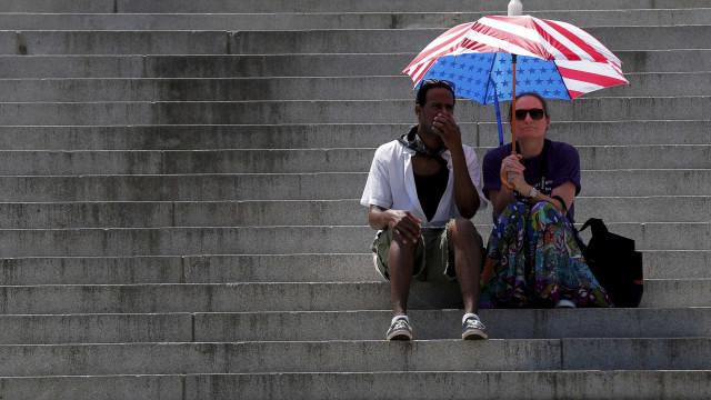 Economia já não está no topo das preocupações dos norte-americanos