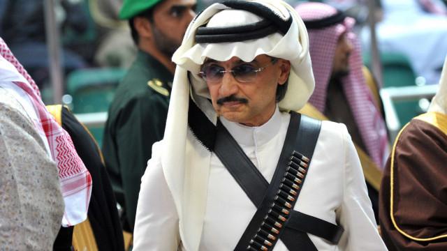 Milionário príncipe saudita entre dezenas de detidos por corrupção