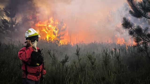 Mortos, casas destruídas e pessoas em agonia. Pesadelo das chamas voltou