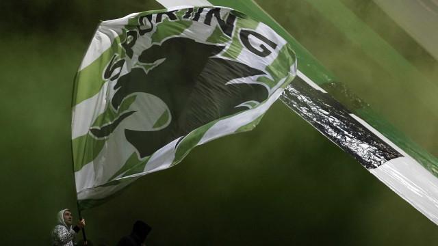 Nova loja do Sporting vandalizada menos de 24 horas depois da inauguração