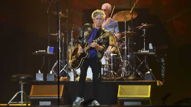 Keith Richards não descarta novo álbum de blues para os Rolling Stones